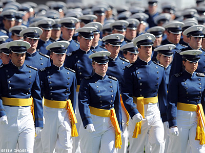Op-ed: What It's Like Being Trans In Military Academies