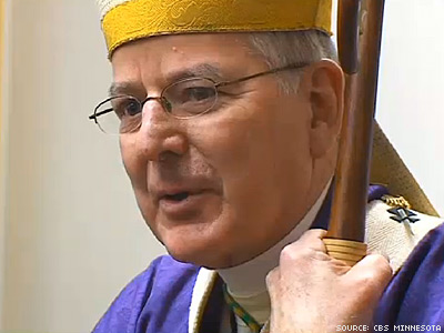 Antigay Archbishop Accused of Sexually Assaulting Minor
