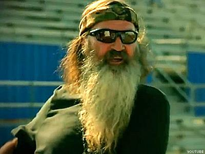 Duck Dynasty May Be Over After Antigay Tirade