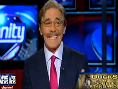 Geraldo Has No Idea What a Gay Slur Is