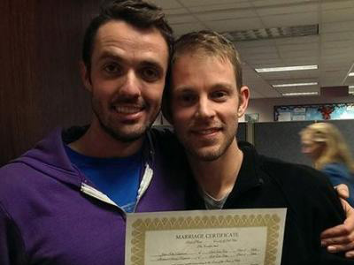 Federal Appeals Court Won't Stop Utah Marriages