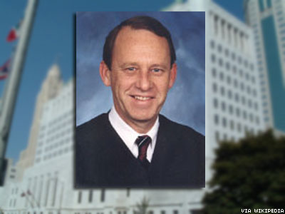 Ohio Judge Swipes At Marriage Ban