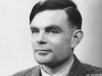 Gay WWII Hero Alan Turing Gets Royal Pardon