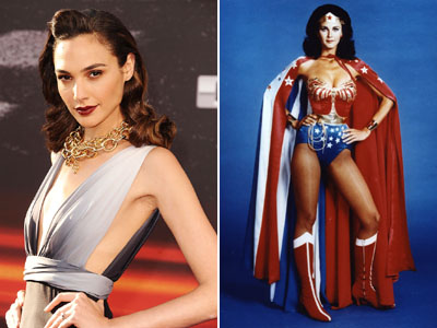Gal Gadot Responds to Wonder Woman Criticism