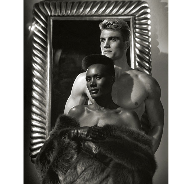 13 Grace Jones And Dolph Lundgren By Hurrell 1984x633 0