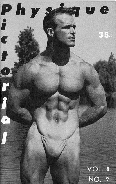 Physique Pictorial Summer 1958x400 0