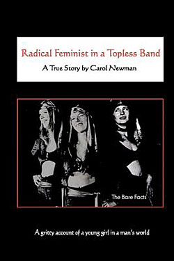 Radical Feminist In A Topless Bandx250 0