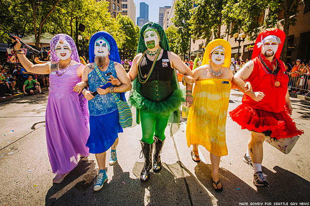 Seattle Pride Parade By Nate Gowdy 3x633 0