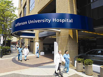 Thomas Jefferson University Hospital In Philadelphiax400 0