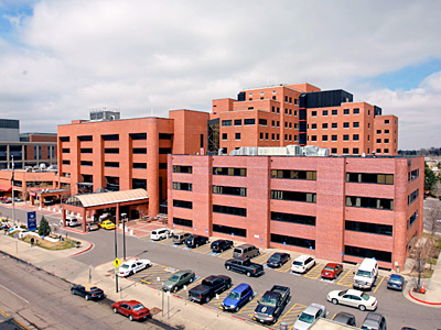 VA Eastern Colorado Health Care SystemDenverX400 0
