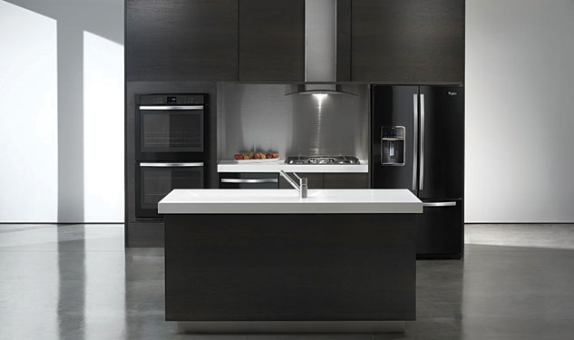 Whirlpool BlackIce Kitchenx633 0