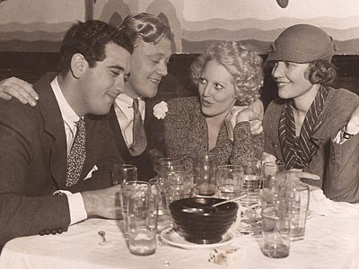 Club New Yorker 1932 Thelma Todd Pat Dicicco Lois Wilsonx400 0