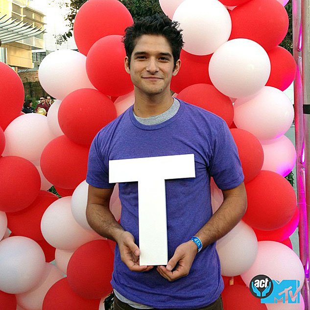 Tyler G Posey Of Teen Wolfx633 0