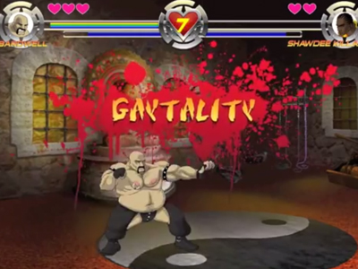 WATCH: Meet the Video Game Villains of Ultimate Gay Fighter