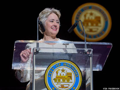 Houston Mayor Annise Parker Pushes LGBT-Inclusive Nondiscrimination Ordinance