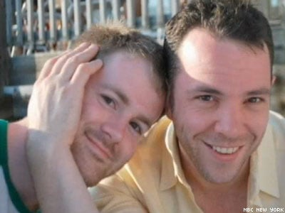 Newlywed Gay Playwright Killed in Midtown NYC Fire