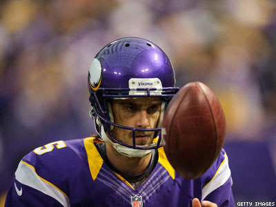 Kluwe: There Are Witnesses to Vikings Coach's Hostility
