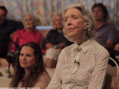 WATCH: Touching Marriage Equality Anthem from 96-Year-Old Actress