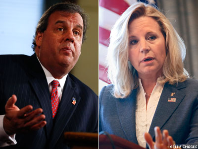 Best Tweets: Chris Christie and Liz Cheney Compete for 'Biggest Bridge Burner'
