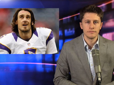Chris Kluwe Won't Shy Away From Suing Vikings If Necessary