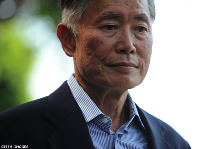 George Takei Slams Utah Governor for Refusing to Recognize Same-Sex Marriages