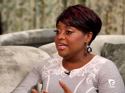 Sherri Shepherd Not OK With Your Lifestyle, But Loves You