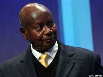 Ugandan President Hasn't Signed Bill Jailing 'Abnormal' Gays
