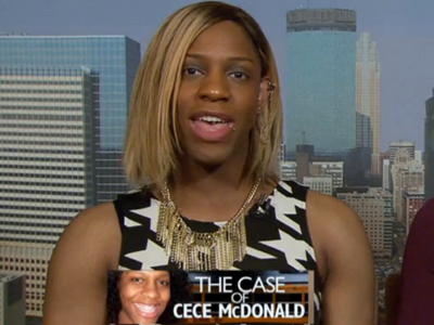 WATCH: CeCe McDonald Makes First Television Appearance Following Release From Men's Prison