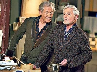Gay Comedy Series Starring Ian McKellen to Air on PBS