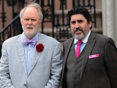 John Lithgow and Alfred Molina Star in Gay Love Story Love Is Strange