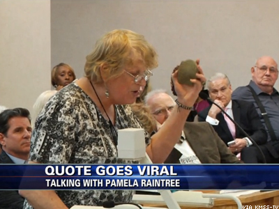 WATCH: Video of La. Trans Woman Calling Councilman's Bluff Goes Viral