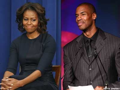First Lady Invites Jason Collins for State of the Union