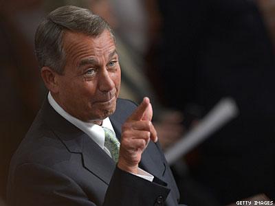 John Boehner: 'No Way' ENDA Will Pass This Year