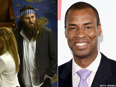 WATCH: Jason Collins Says Duck Dynasty Star Was Untouchable During SOTU