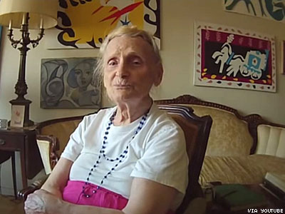 WATCH: 92-Year-Old Trans WWII Veteran Fights for Equal Treatment
