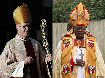 Archbishop of Canterbury to African Churches: Respect Gays