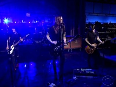 WATCH: Against Me! Rocks Late Show With David Letterman