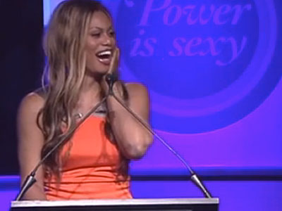 WATCH: Laverne Cox Kills it With 'Creating Change' Speech