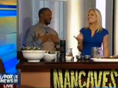WATCH: Fox & Friends Stick Women In the Kitchen on Game Day