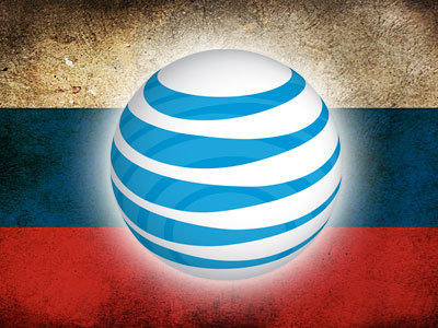 Major Olympic Sponsor AT&T Condemns Russia's Laws