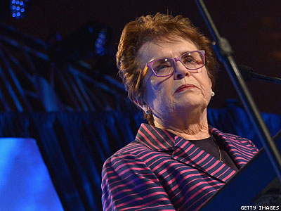 Billie Jean King Drops Out of Sochi Delegation