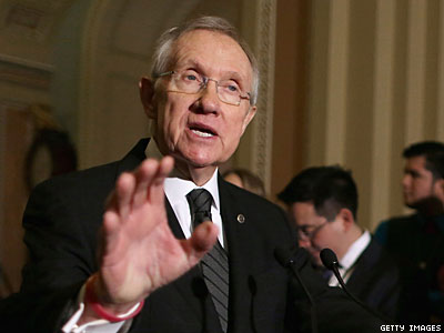 Harry Reid Favors Obama's ENDA Executive Order