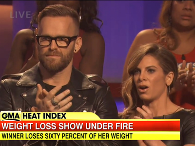 Biggest Loser Winner Ignites Firestorm for Dramatic Weight Loss
