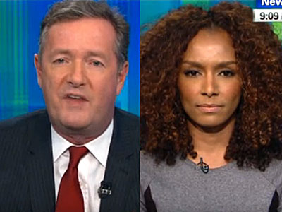 Op-ed: With Friends Like Piers Morgan, Who Needs Enemies?