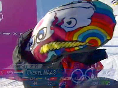 Gay At The Games: Snowboarding and Obama's Gay Message to Putin