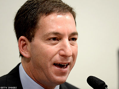 Glenn Greenwald Announces First Digital Magazine, Focusing on NSA Documents