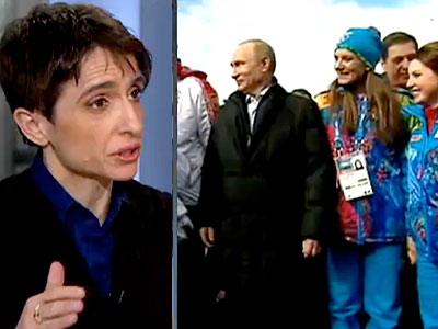 WATCH: Masha Gessen Says It Will Get Worse for LGBT Russians After Olympics