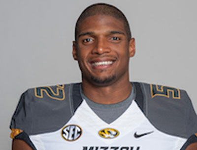 Missouri Football Star, NFL Hopeful, Comes Out