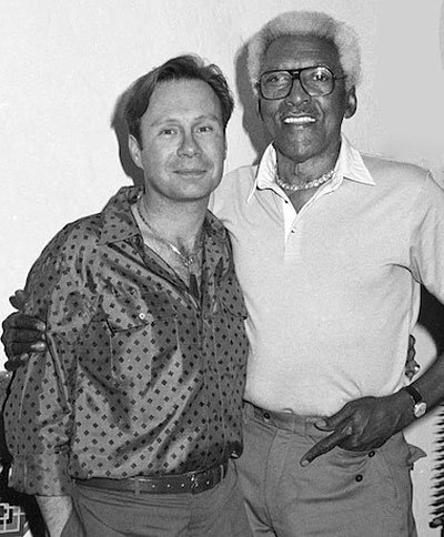 Legendary Love: Bayard Rustin and Walter Naegle