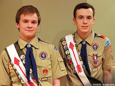 Meet the First Openly Gay Eagle Scout